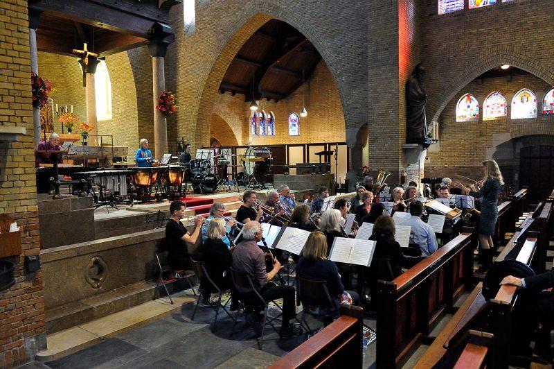 WesterHarmonie in de Hofkerk