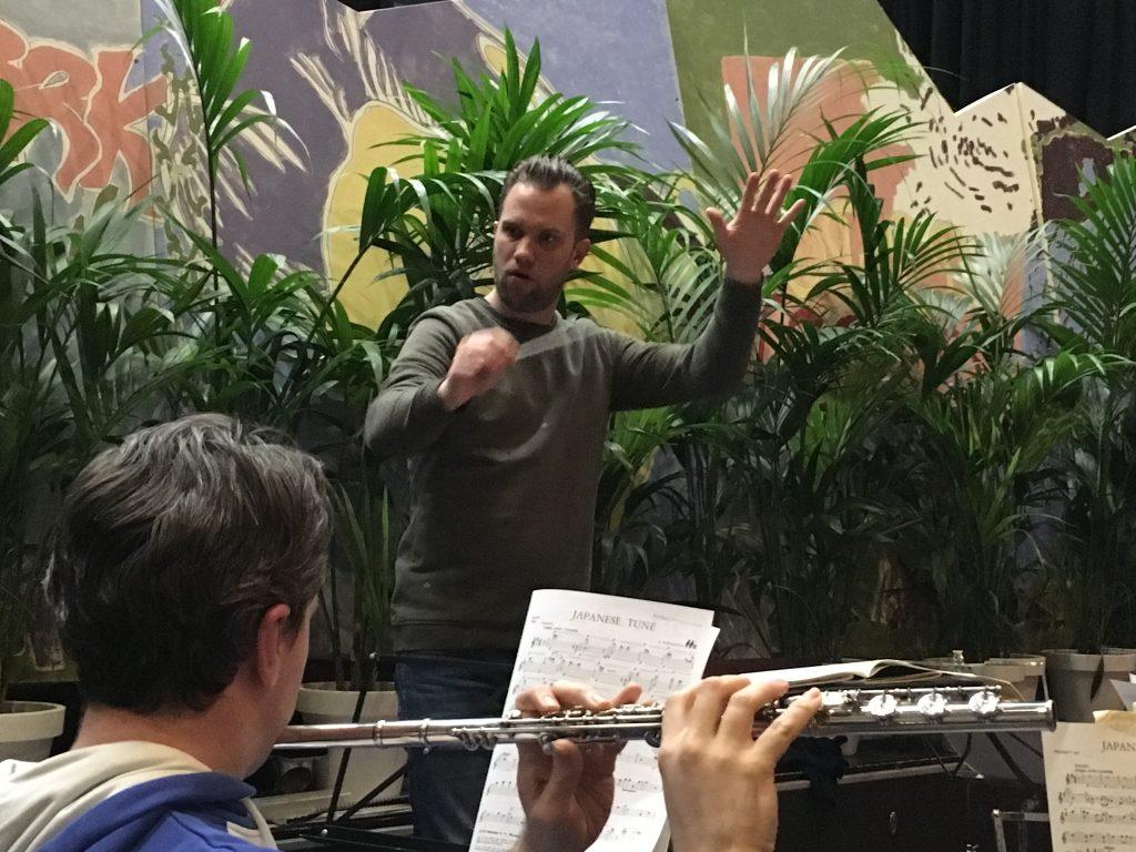 Dirigent Rob van der Sterren