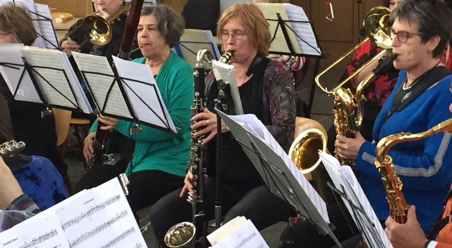 Hoorn Fagot basklarinet baritonsaxofoon Westerharmonie Amsterdam