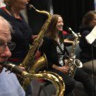 altsaxofoon tenorsaxofoon Amsterdam Wester Harmonie