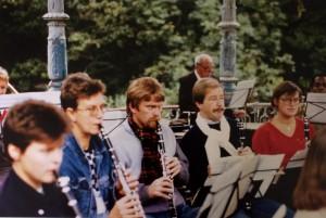 klarinet Westerharmonie Vondelpark Amsterdam