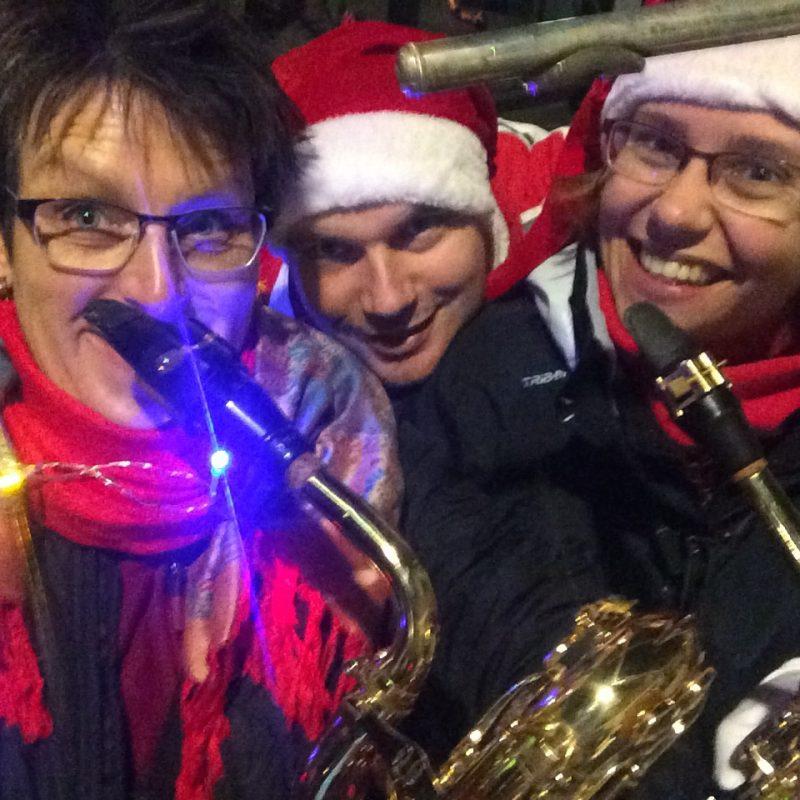 Kerstmuziek in de Jordaan