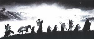 Lord of the rings - muzikanten Westerharmonie Amsterdam