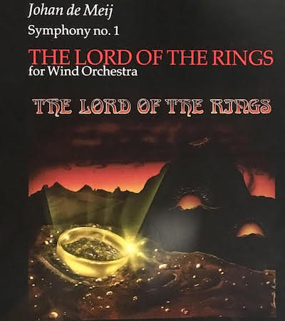 Lord of the Rings - Johan de Meij - Westerharmonie Amsterdam