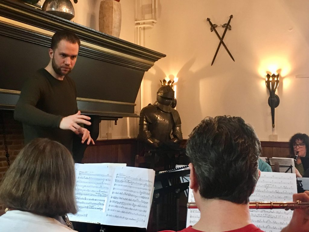 Wester Harmonie - Rob van der Sterren Slot Assumburg Heemskerk 2019
