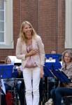 dirigent Alida Holwerda Westerharmonie okt 2015