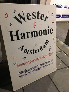 WesterHarmonie bord