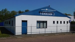 Excelsior Oostzaan: repetitieruimte op 2 maart 2018 WesterHarmonie