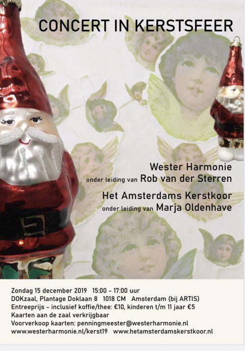 Kerstconcert met het Amsterdams Kerstkoor